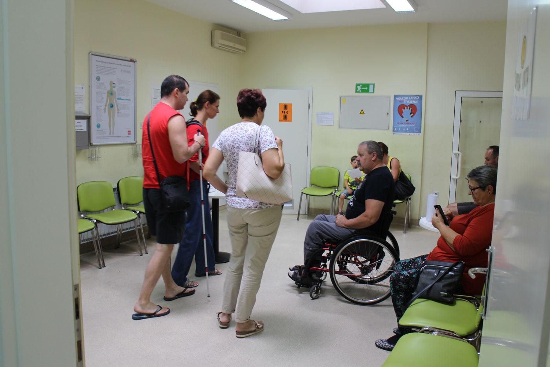 Presoja dostopnosti v Zdravstvenem domu
